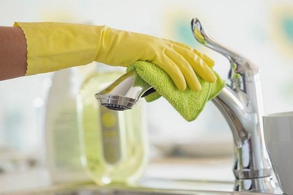 تمیز کردن شیرآلات بهداشتی با چند روش ساده