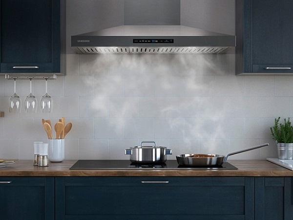 راهکار هایی برای تمیز کردن هود آشپزخانه